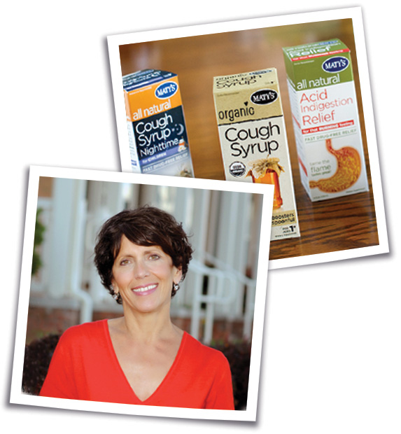 Carolyns story matys healthy products