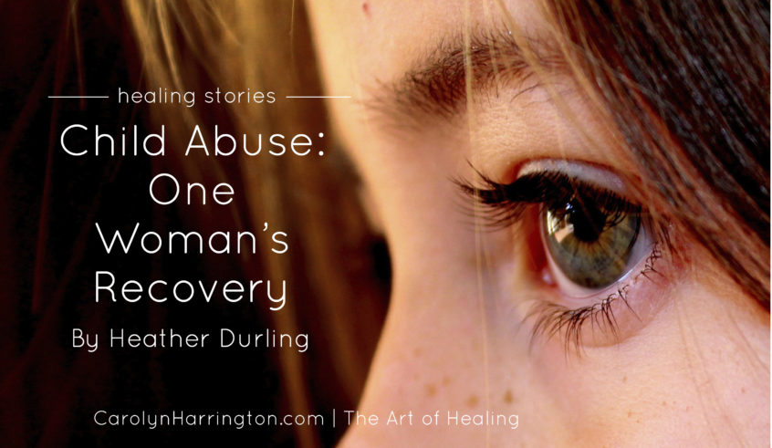 Healing from Child Abuse