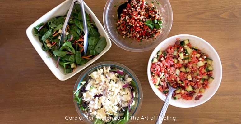 Four Salads