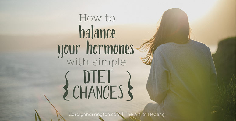 balance your hormones balance your life pdf