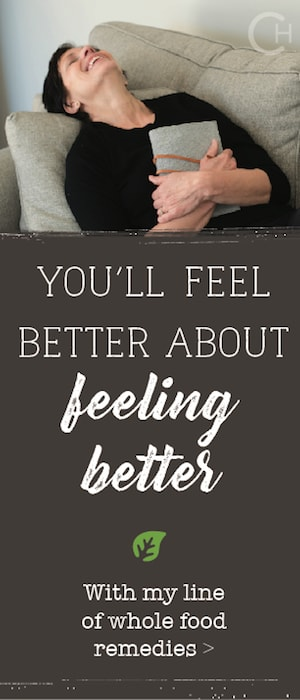 You'll feel better about feeling better